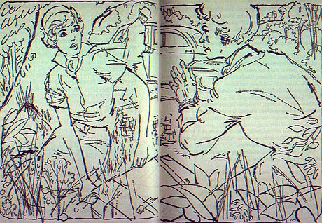 nancy drew coloring pages - nancy drew library cameo editions