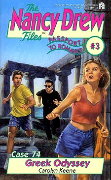 The Nancy Drew Library: Nancy Drew Files Paperbacks ...