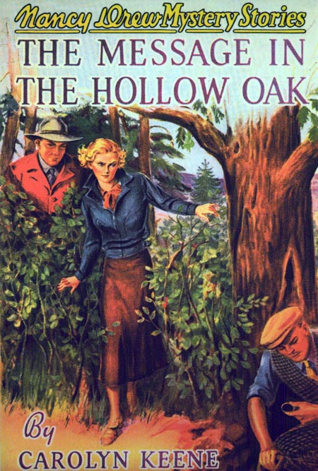 Nancy Drew Book Cover Pictures : Collecting nancy drew