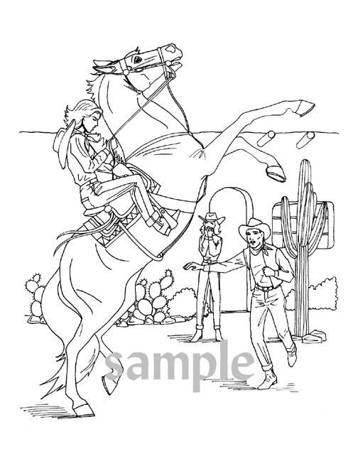 nancy drew coloring pages - photo#23