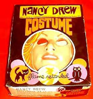nancy drew vintage halloween costume