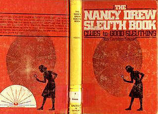 The Sleuth   a Nancy Drew Sleuths Publication