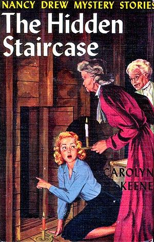 Original nancy drew book covers