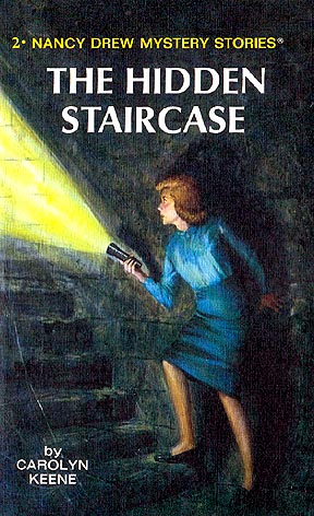 Nancy Drew Hidden Staircase